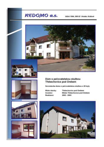 Stavby pro sociální a zdravotní služby