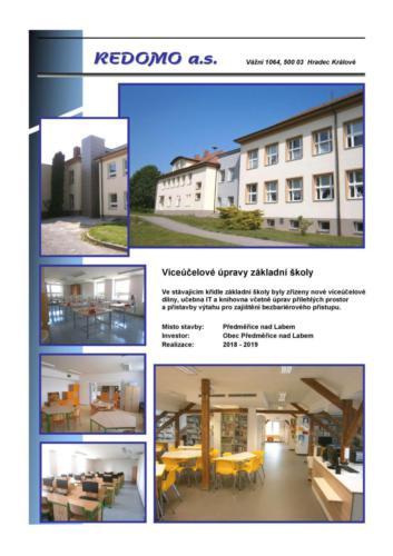 Stavby pro výchovu a vzdělávání