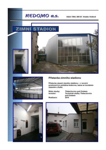 FL-(B-04) - Trebechovice p-O - TS - Pristavba zimniho stadionu - 01