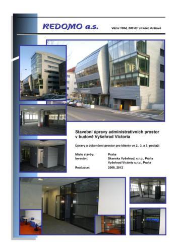 FL-(B-09) - Praha - Vysehrad - Upravy interieru - 01