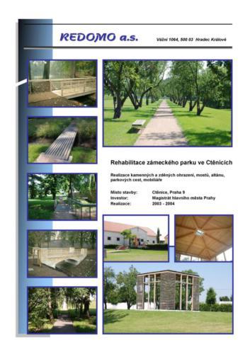 FL-(C-01) - Ctenice - Zahr, NMnM - Zamecky park - 02a