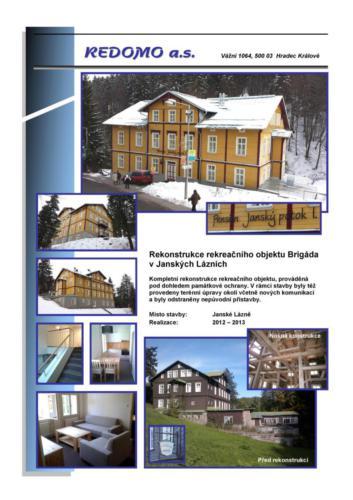 Zateplení – Bytové domy, rodinné domy, rekreační objekty